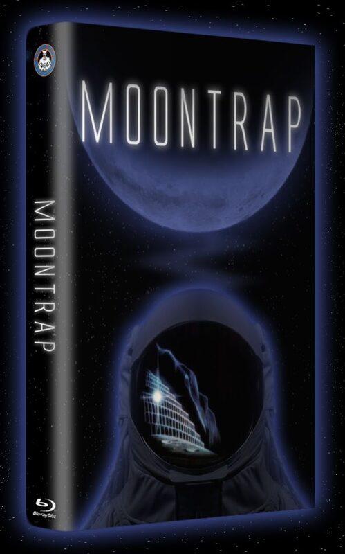 Moon Trap ( Moontrap ) - Limited HELLB0NE Edition - limitiert auf 30 Stück weltweit - HBE Series 2 Blu-ray Bild