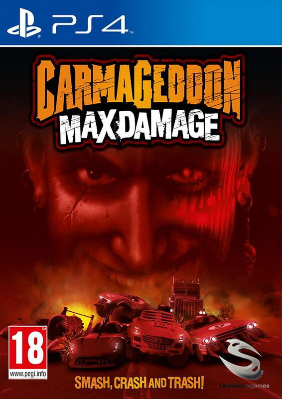 Carmageddon: Max Damage Playstation 4 Bild