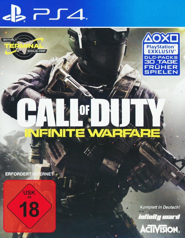 Call of Duty 13 - Infinite Warfare Playstation 4 Bild