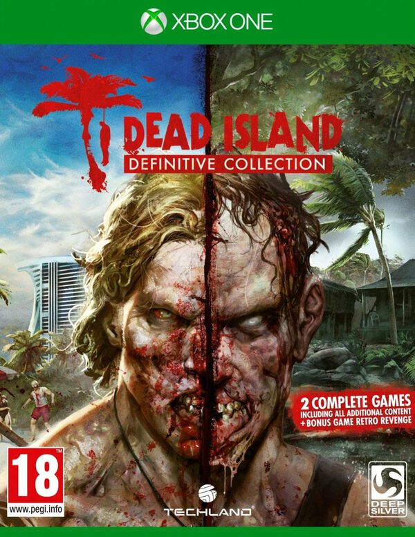 Dead Island - Definitive Collection (Uncut AT) XBox One Bild