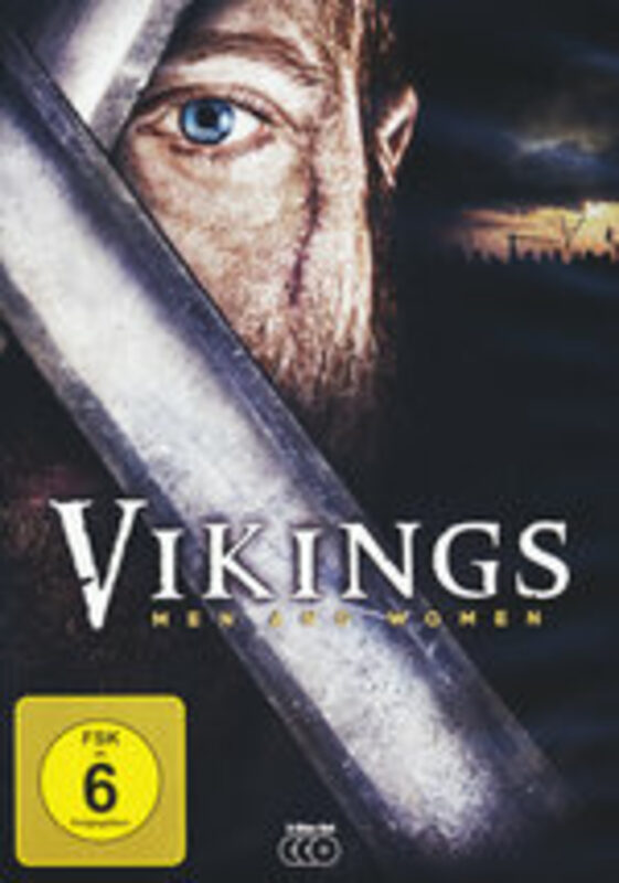 Vikings - Men and Women  [3 DVDs] DVD Bild