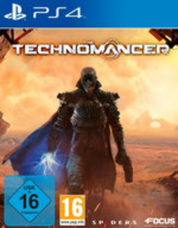 The Technomancer Playstation 4 Bild