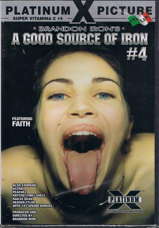 A Good Sorce of Iron 4 DVD Bild