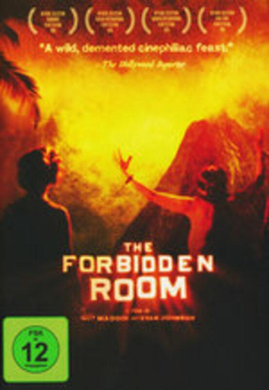 The Forbidden Room (OmU) DVD Bild