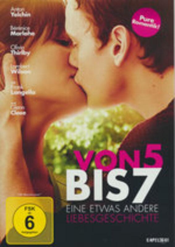 Von 5 bis 7 - Eine etwas andere Liebesgeschichte DVD Bild