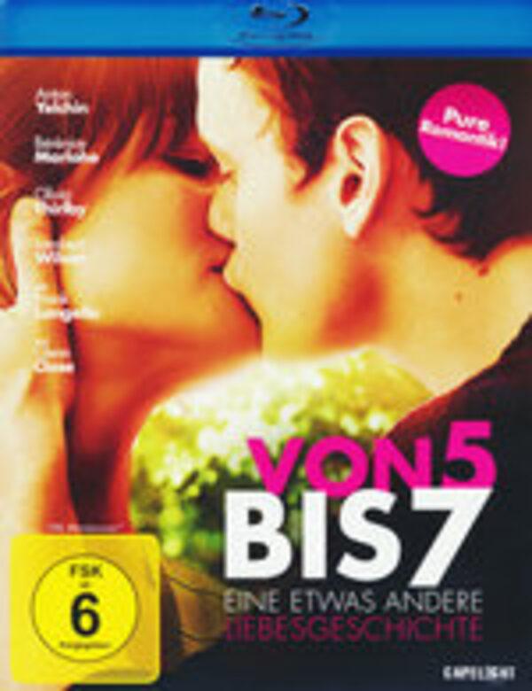 Von 5 bis 7 - Eine etwas andere Liebesgeschichte Blu-ray Bild