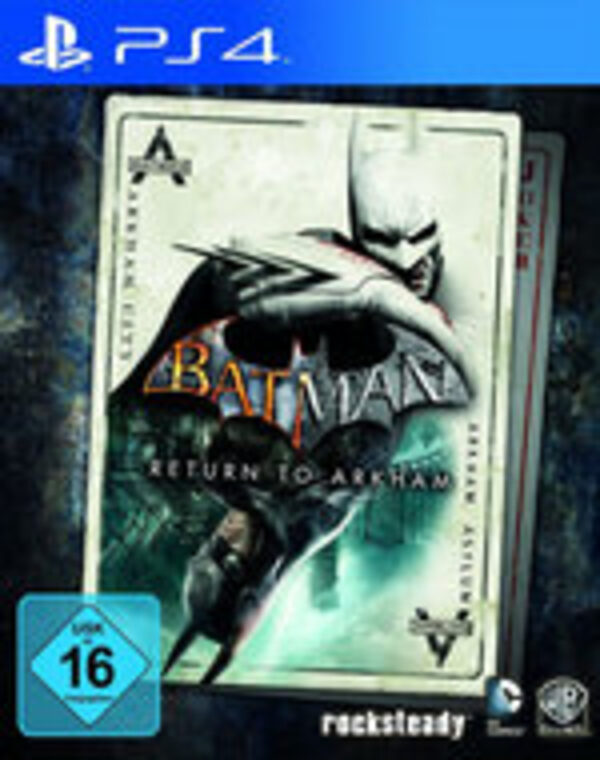 Batman: Return To Arkham Playstation 4 Bild