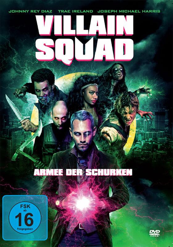 Villain Squad - Armee der Schurken DVD Bild