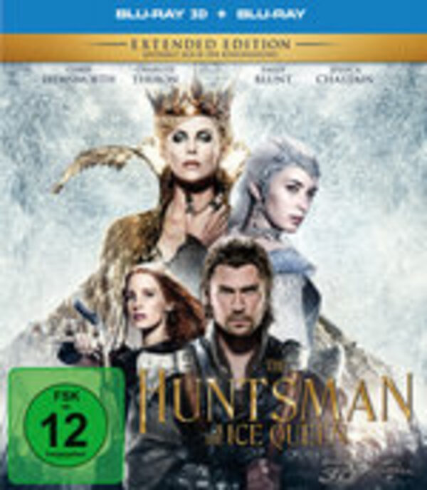 The Huntsman & The Ice Queen  (+ BR) Blu-ray Bild