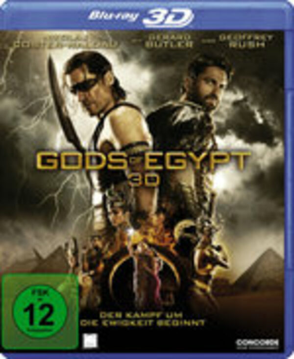 Gods Of Egypt  (+ BR) Blu-ray Bild