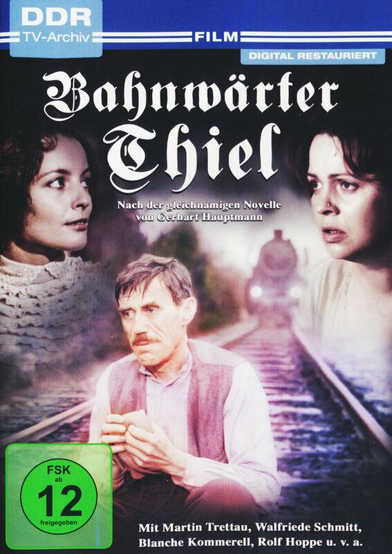 Bahnwärter Thiel DVD Bild