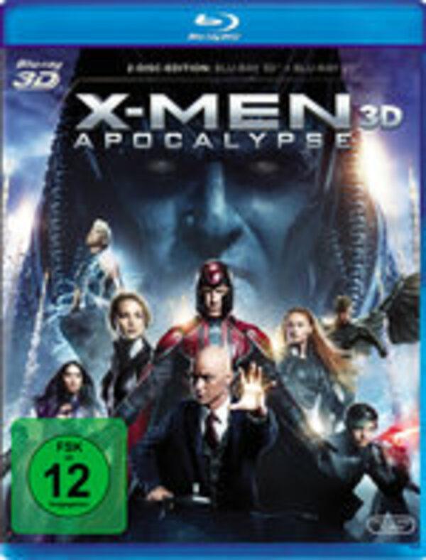 X-Men - Apocalypse  (+ BR) Blu-ray Bild