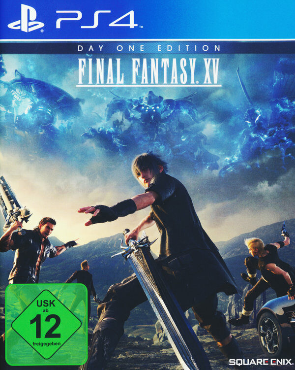 Final Fantasy XV - Day One Edition Playstation 4 Bild