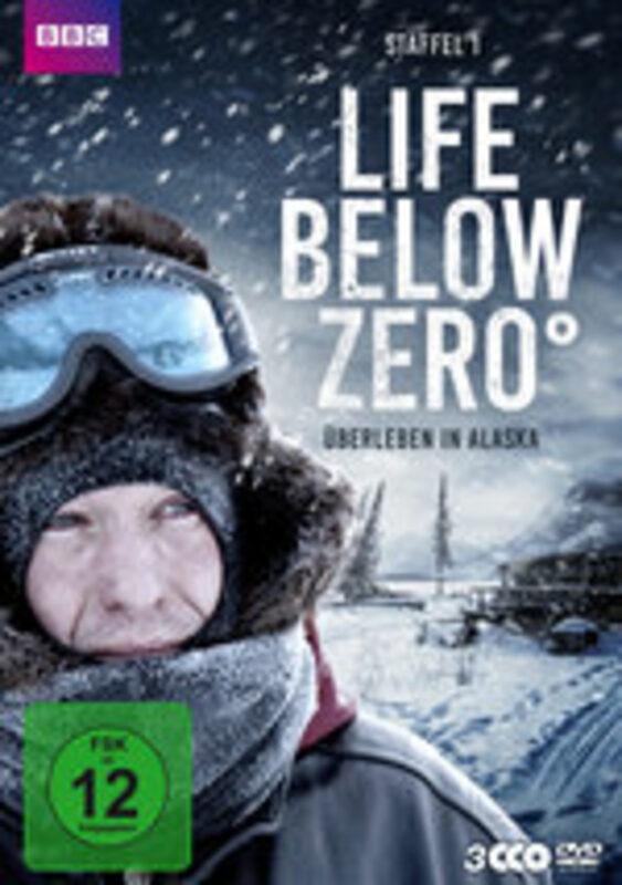 Life Below Zero - Überleben in Alaska St. 1 DVD Bild