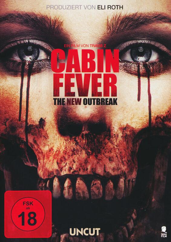 Cabin Fever - The New Outbreak - Uncut DVD Bild