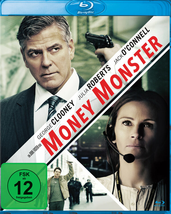 Money Monster Blu-ray Bild