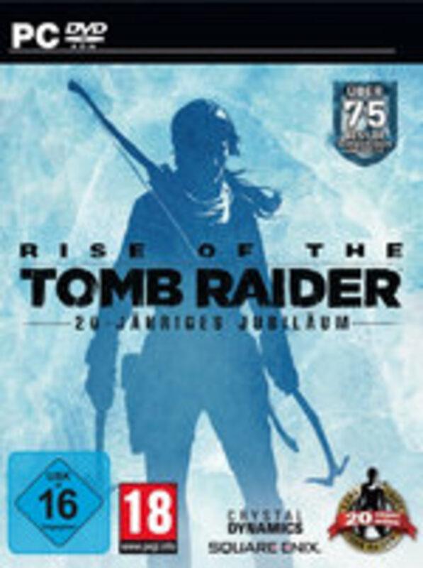 Rise of the Tomb Raider - 20-Jähriges D1 PC Bild