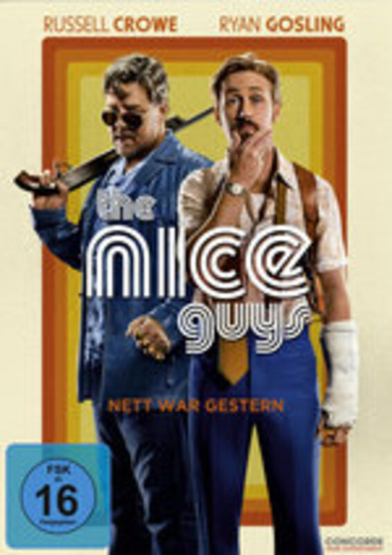 The Nice Guys DVD Bild