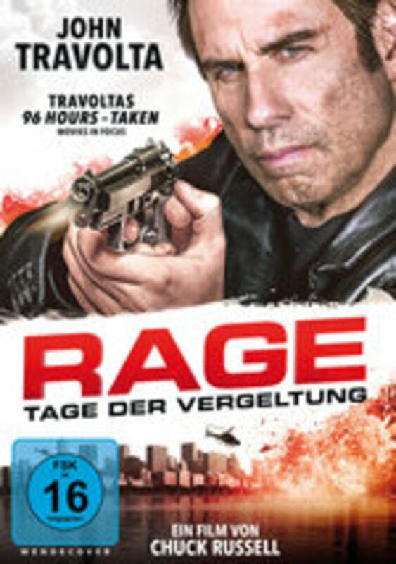 Rage - Tage der Vergeltung DVD Bild
