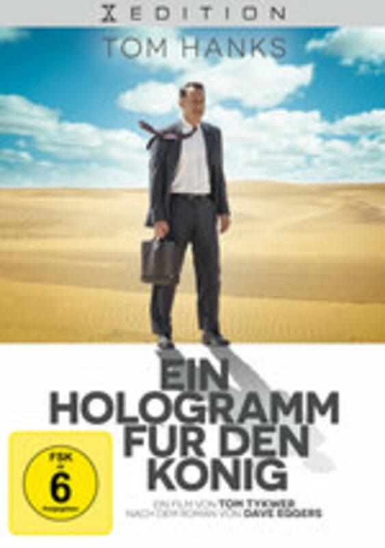 Ein Hologramm für den König DVD Bild