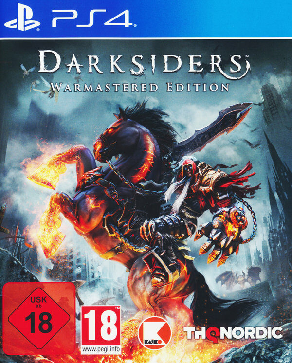 Darksiders - Warmastered Edition Playstation 4 Bild