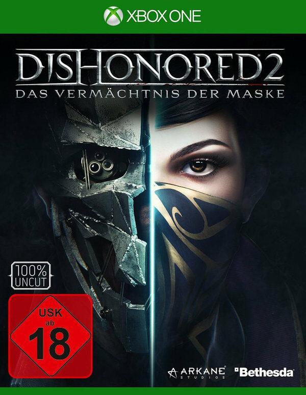 Dishonored II - Das Vermächtnis der Maske XBox One Bild