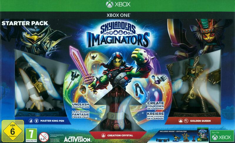 Skylanders: Imaginators - Starter Pack XBox One Bild