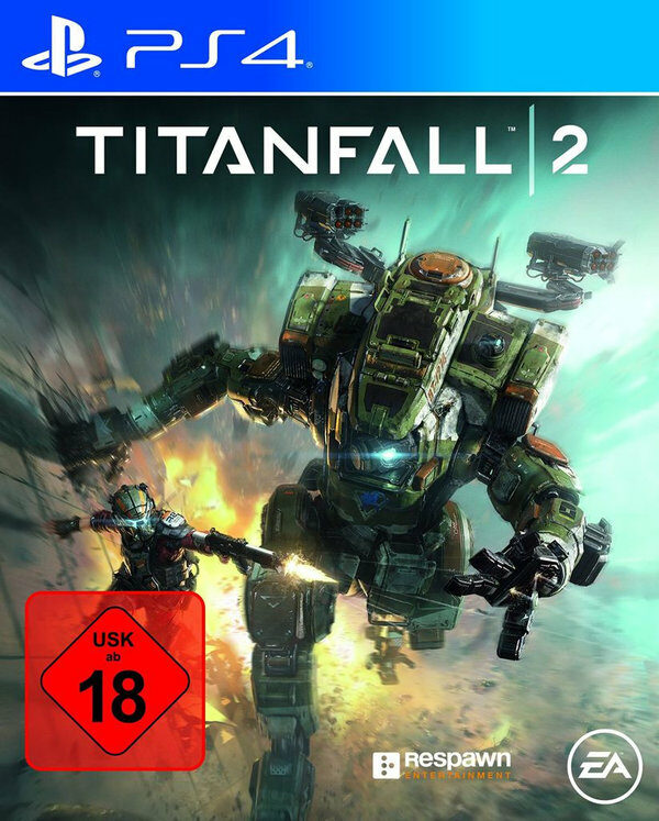 Titanfall 2 Playstation 4 Bild