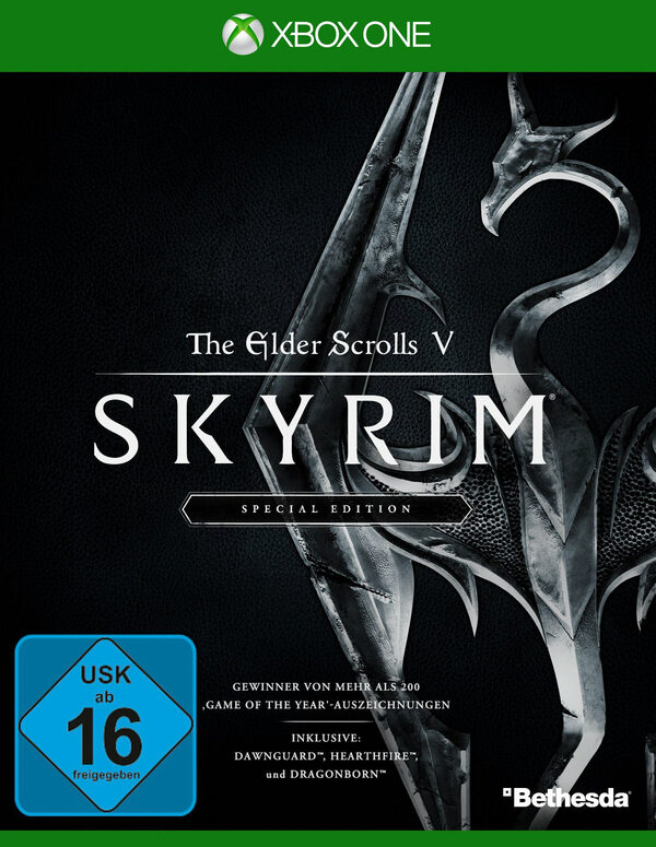 The Elder Scrolls V: Skyrim (Special Edition) XBox One Bild