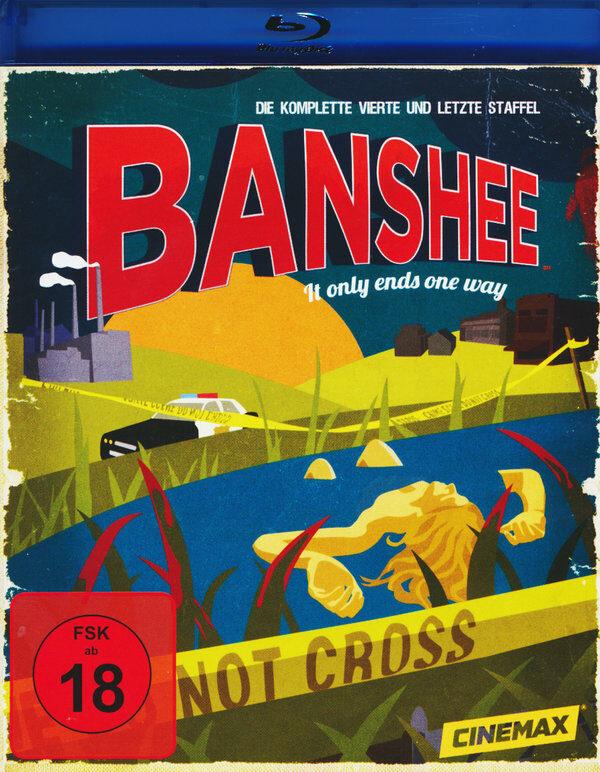 Banshee Staffel 4