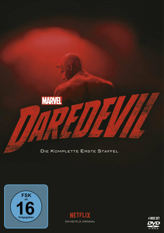 Marvel's Daredevil - Staffel 1  [4 DVDs] DVD Bild