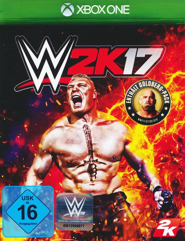WWE 2K17 XBox One Bild