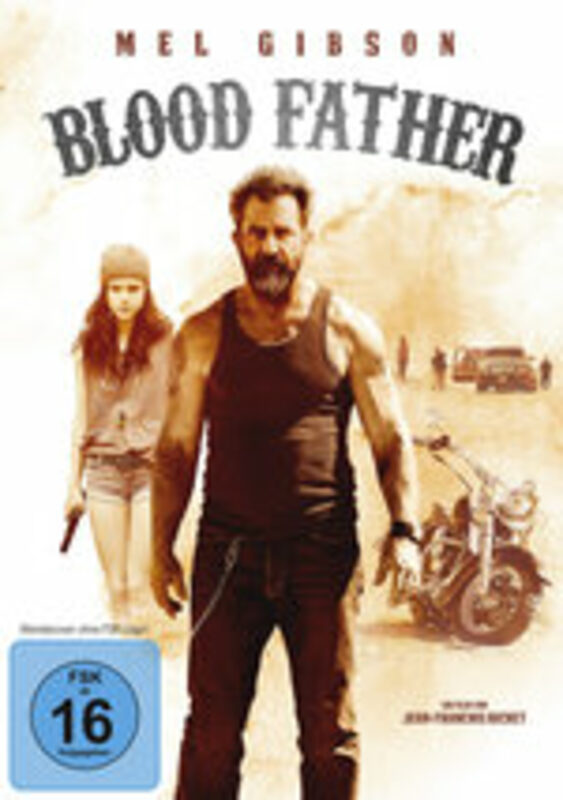 Blood Father DVD Bild