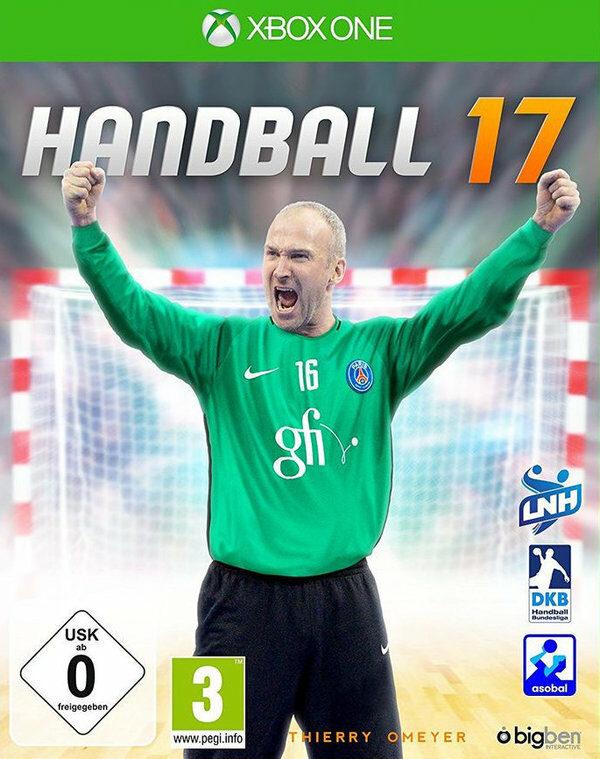 Handball 17 XBox One Bild