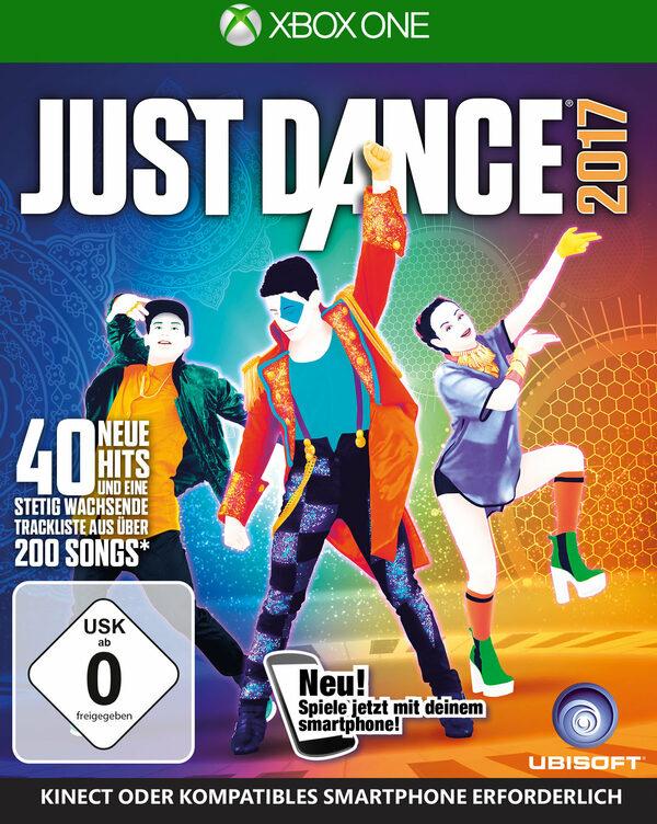 Just Dance 2017 XBox One Bild