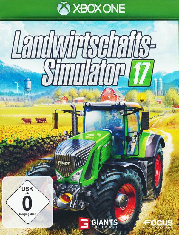Landwirtschafts-Simulator 17 XBox One Bild