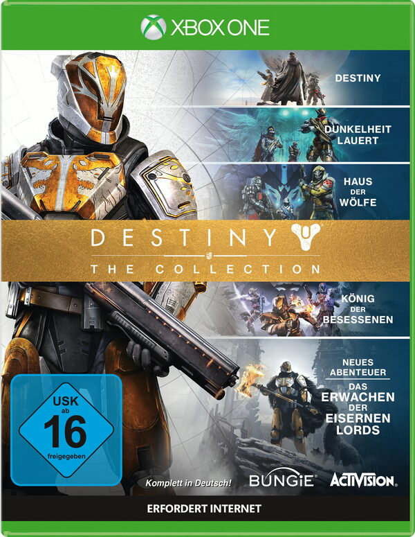 Destiny - The Collection inkl. Das Erwachen XBox One Bild