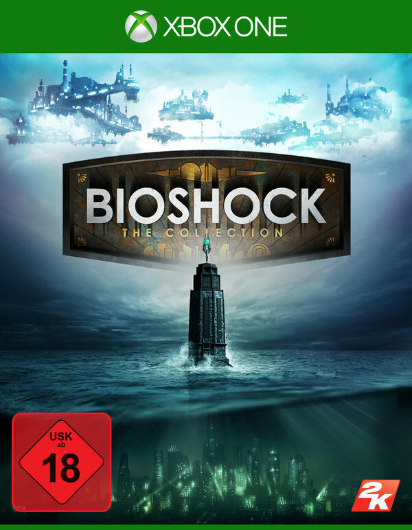 BioShock - The Collection XBox One Bild
