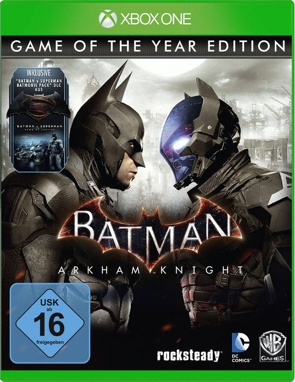 Batman: Arkham Knight - Game Of The Year Edition XBox One Bild