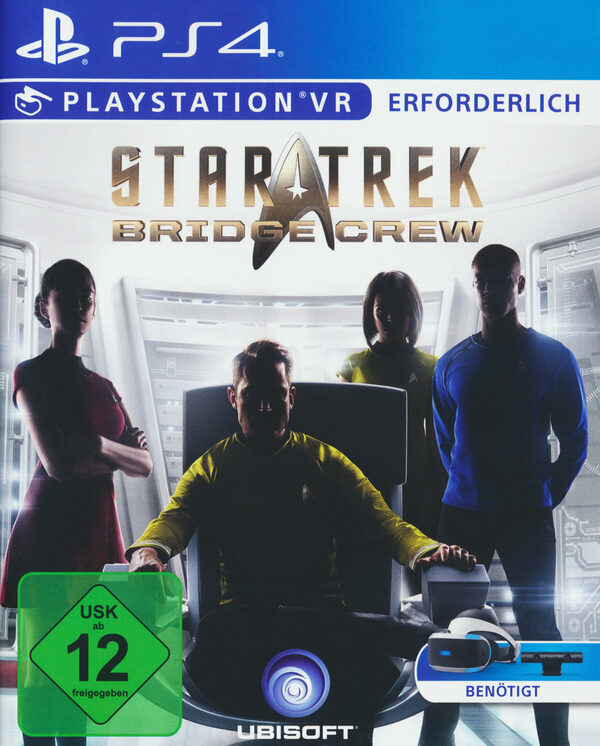 Star Trek - Bridge Crew (PlayStation VR) Playstation 4 Bild