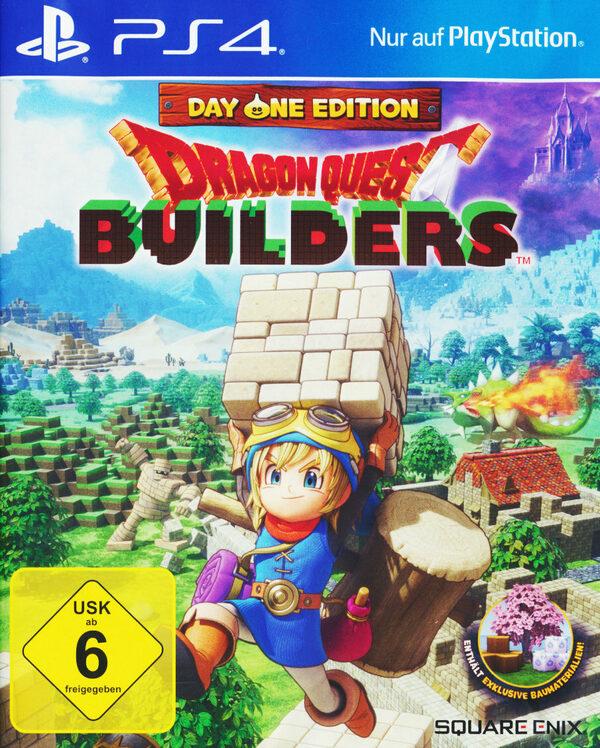 Dragon Quest Builders (Day One Edition) Playstation 4 Bild