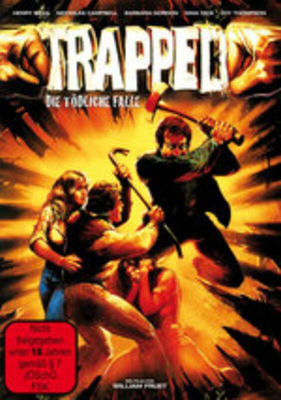 Trapped - Die tödliche Falle DVD Bild