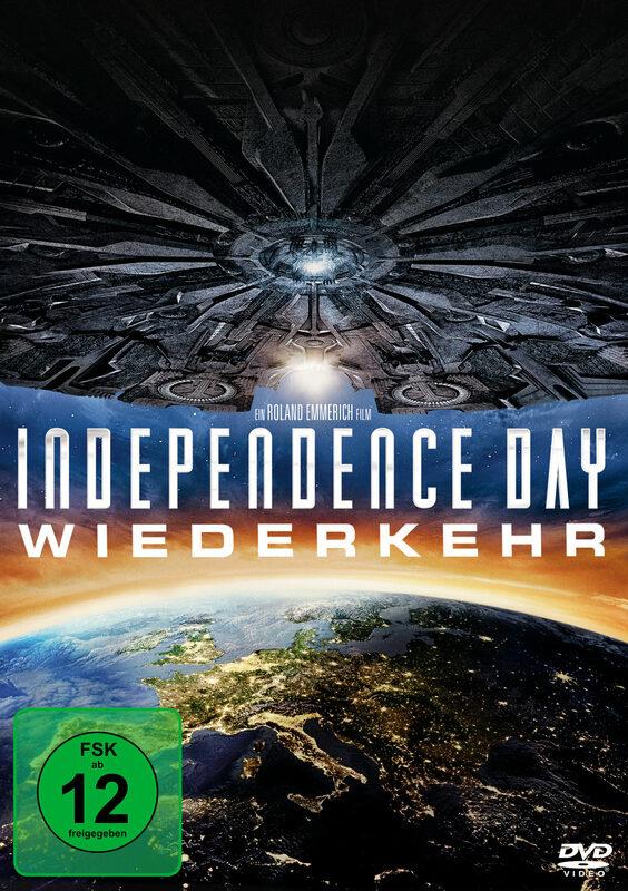 Independence Day: Wiederkehr DVD Bild