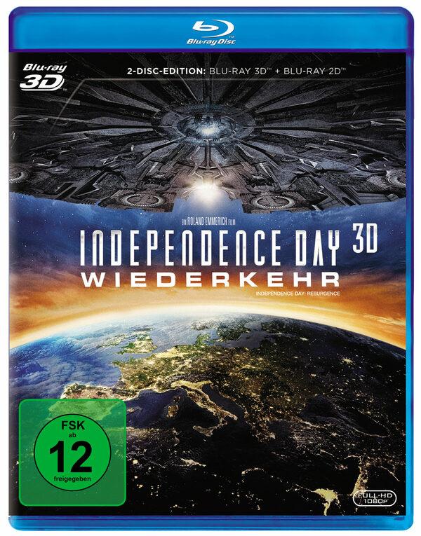Independence Day 2 - Wiederkehr  (+ BR) Blu-ray Bild