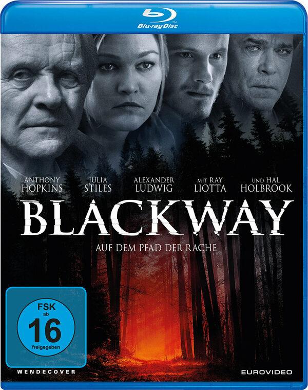 Blackway - Auf dem Pfad der Rache Blu-ray Bild