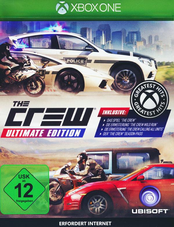 The Crew - Ultimate Edition XBox One Bild