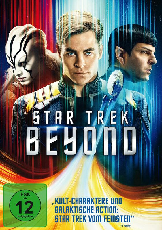 Star Trek 13 - Beyond DVD Bild
