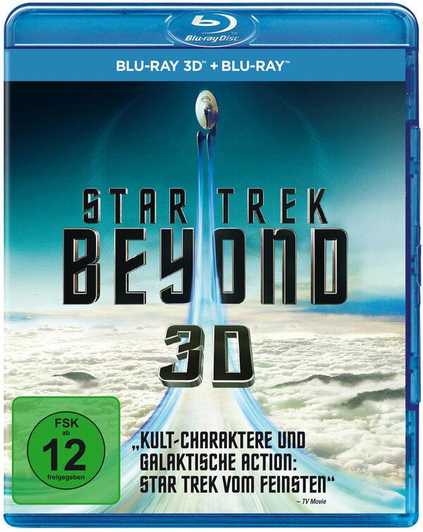 Star Trek 13 - Beyond  (inkl. 2D-Version) Blu-ray Bild