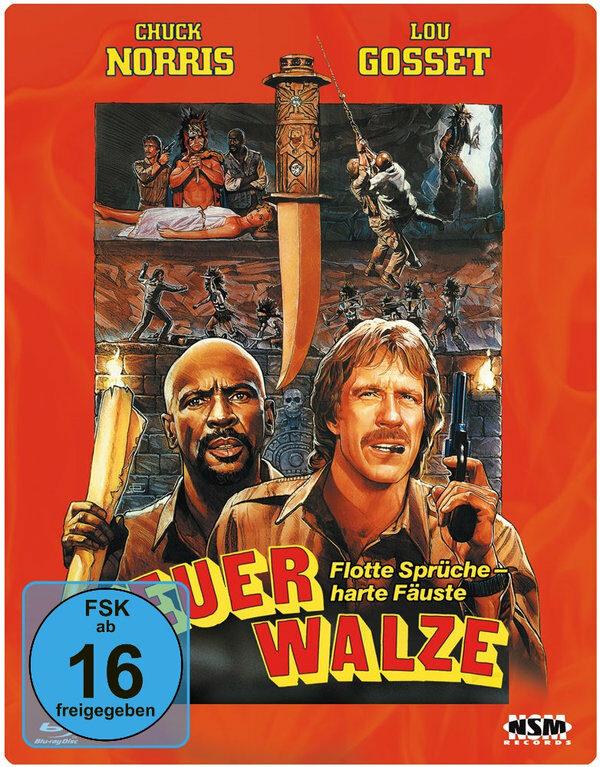 Feuerwalze Blu-ray Bild