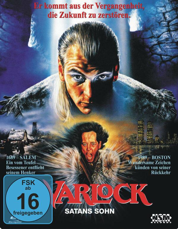 Warlock - Satans Sohn Blu-ray Bild